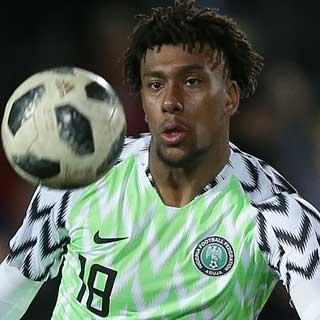 ナイジェリア代表:サッカーロシ...
