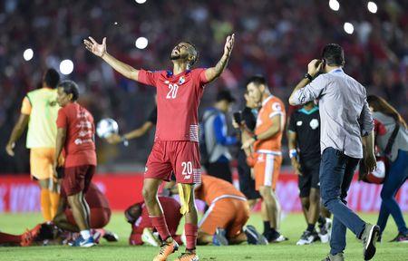 パナマ代表:サッカーロシアW杯2...
