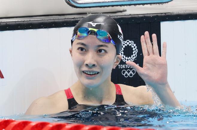 予選を終えた大橋|東京2020オリンピック・パラリンピック|ニュースサイト:時事ドットコム