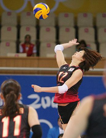 五輪・日本女子が初勝利