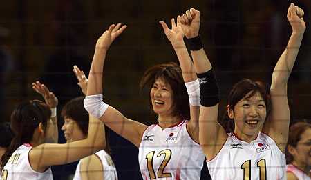 北京五輪・日本、ポーランドに競り勝つ