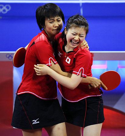 五輪・日本女子、3位決定戦へ