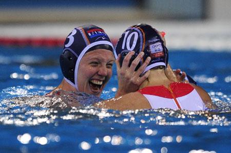 五輪・水球女子、オランダが決勝へ