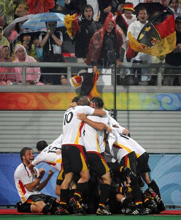 五輪・男子ホッケー、ドイツが決勝へ