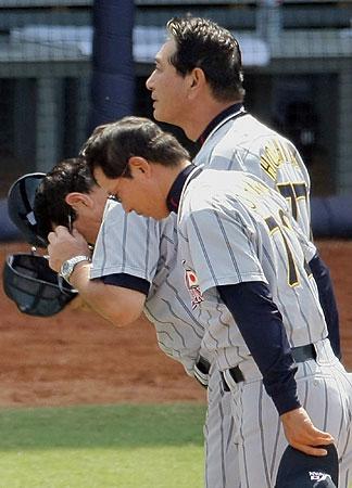 五輪・野球日本「プロの仕事」果たせず