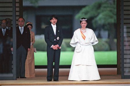 今日は何の日?】 1990年6月29日 礼宮文仁親王が川嶋紀子さんと結婚 ...