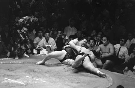 今日は何の日?】 1961年10月2日 大相撲の大鵬と柏戸が横綱に同時昇進 ...