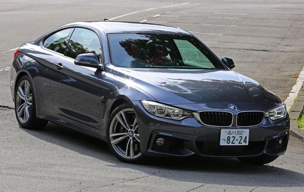 BMW bmw 4シリーズクーペ試乗 : jiji.com