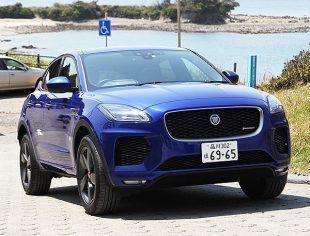 ジャガー 新型SUV E PACE 試乗 時事ドットコム
