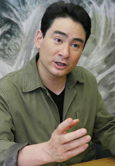 若者も政治に関心を 登山家・野口健さん:時事ドットコム