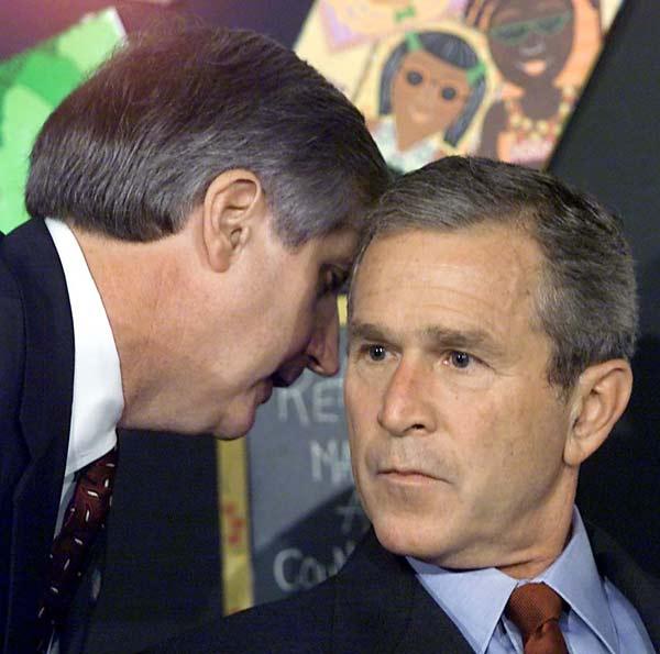 ブッシュ大統領:時事ドットコム