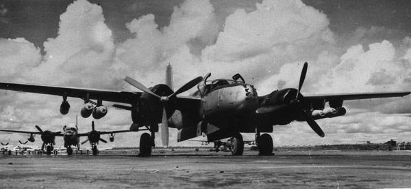ベトナムで戦った大戦機 A26:時...