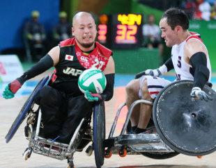 パラリンピック競技 ウィルチェ...