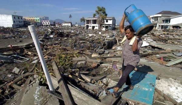 スマトラ島沖地震:時事ドットコム