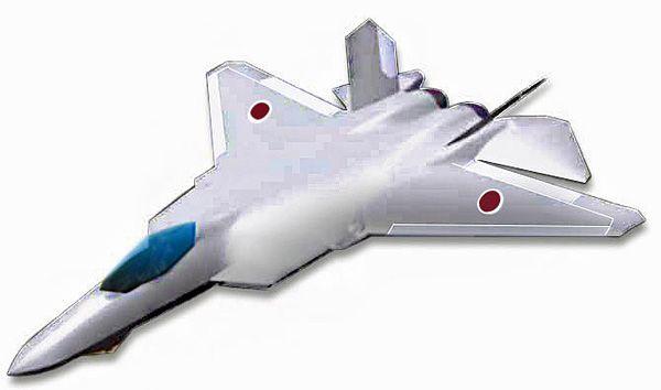 将来戦闘機」の想像…:飛べ!ス...