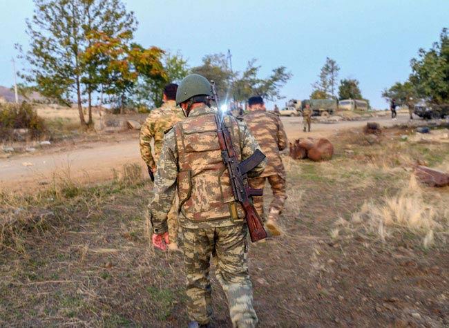 紛争下のアゼルバイジャン現地リポート:時事ドットコム