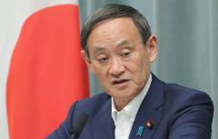 総務相在任時にふるさと納税の導入を提唱した菅義偉官房長官=2019年5月30日、首相官邸【時事通信社】