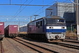 JR貨物列車に添乗、初公開 鉄路6...