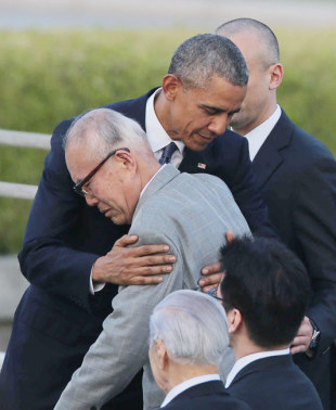 オバマ 大統領 広島