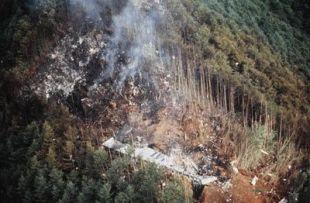 日航 機 墜落 事故 機長 遺体 顎