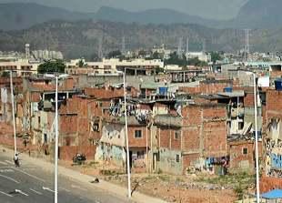 スラム ブラジル