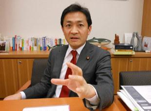 玉木雄一郎・民進党幹事長代理 ...