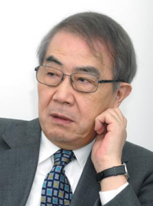 田中秀征・元新党さきがけ代表代...