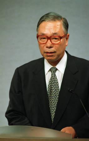 平成内閣のスポークスマン:時事...