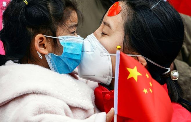 憎い 中国