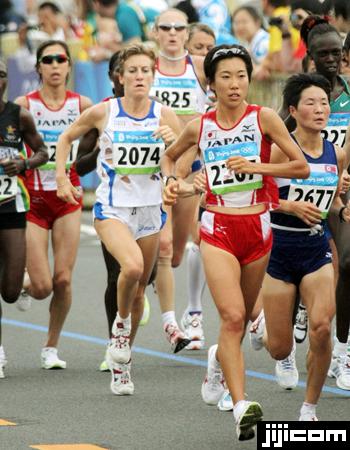女子マラソン写真特集