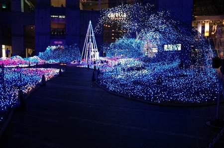 クリスマスイルミ2007特集