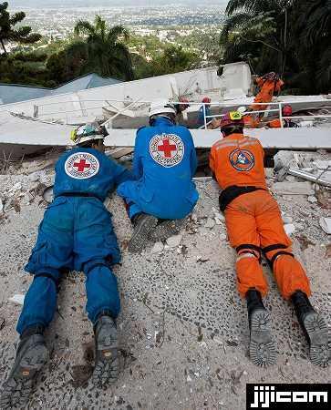 ハイチ大地震 写真特集