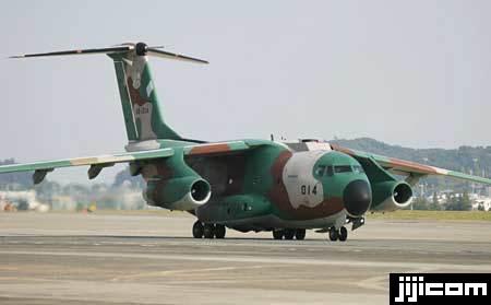 航空自衛隊のC1輸送機(米軍横田基地…:戦車・艦艇・航空機など世界 ...