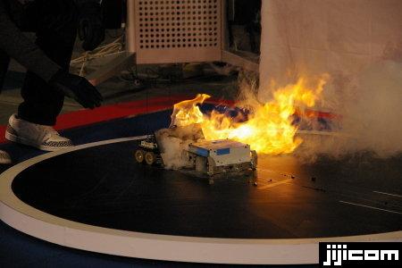 ロボット相撲全日本大会 写真特集