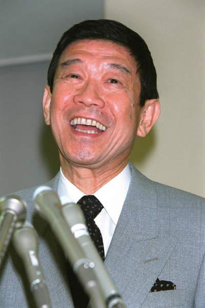早大「政治家」青島幸男 1…: 「...