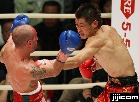 WBCバンタム級世界戦/最終回、...