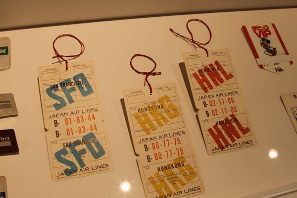 JALスカイミュージアム〜歴史、仕事紹介など盛りだくさん〜 写真特集