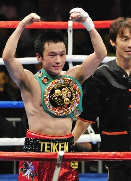 西岡利晃 WBC世界スーパーバンタ...