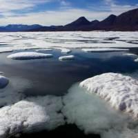 地球最北の湖沼調査:カ…:北極フォトアルバム~海洋、気象、生態系 ...