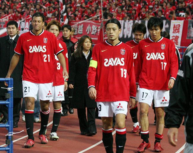 2007年J1=2位 横浜Cに敗れてJリ...