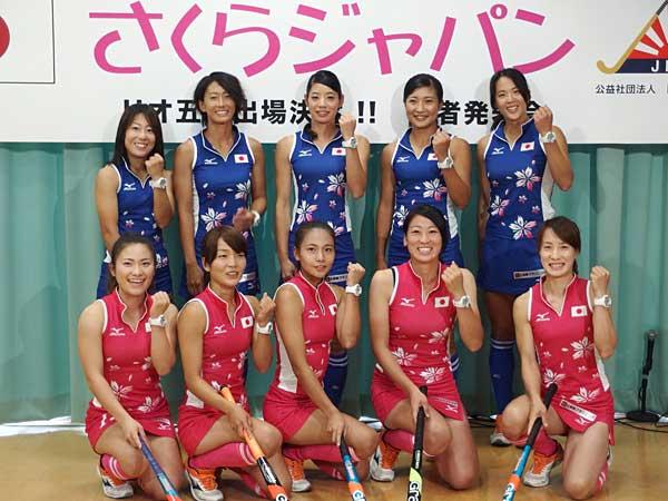 ジャパン メンバー さくら 東京五輪ホッケー女子日本代表「さくらジャパン」メンバー、母校で勝利誓う 岐阜各務野高校(ぎふチャンDIGITAL)