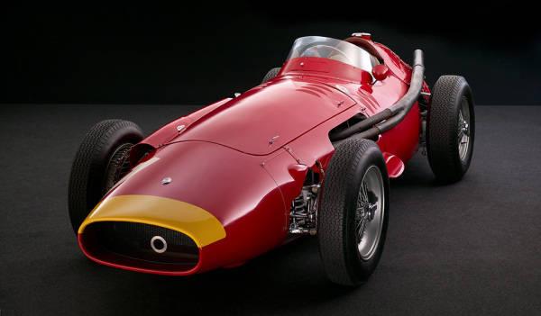 マセラティ250F」は、…:マセラティ設立100周年 歴代モデル ...