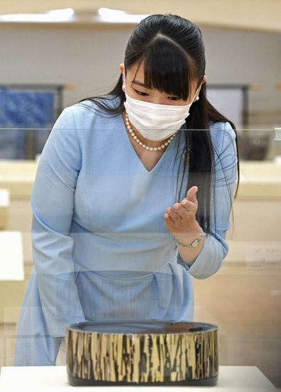 秋篠宮家 眞子さま 写真特集:時事ドットコム