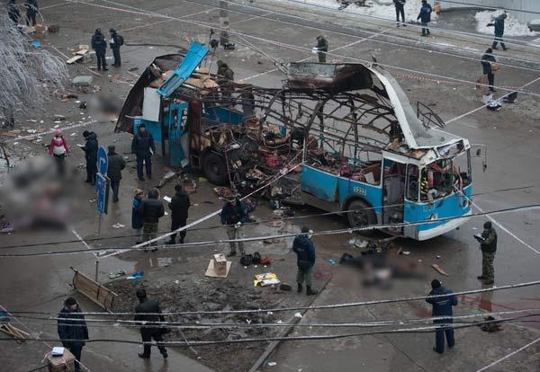 ロシアで自爆テロ続発~ソチ五輪...