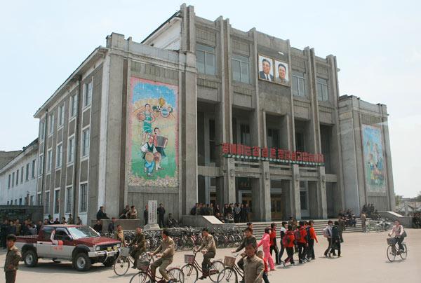 清津市内で見…:素顔の北朝鮮 20...