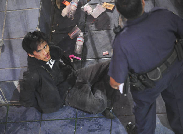 グアム邦人殺傷事件 写真特集