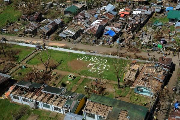 2013年 最強台風の爪痕〜フィリピンを直撃〜 写真特集