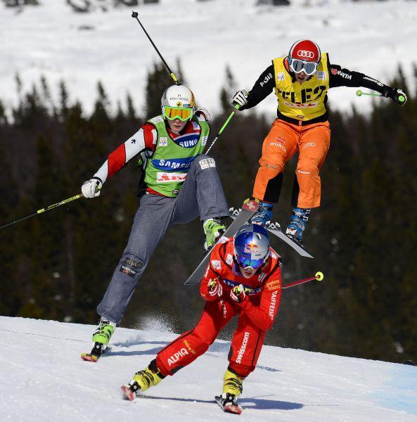 女子スキークロス ファニー・スミス 写真特集