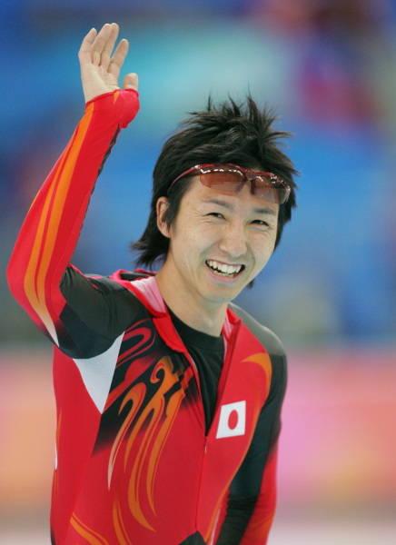 トリノ冬季五輪・スピードスケート男子5…:スピードスケート 及川佑 ...