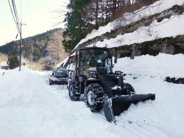 関東甲信で記録的大雪 写真特集